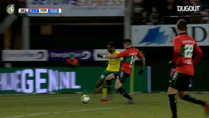 Todd Cantwell's best moments at Fortuna Sittard