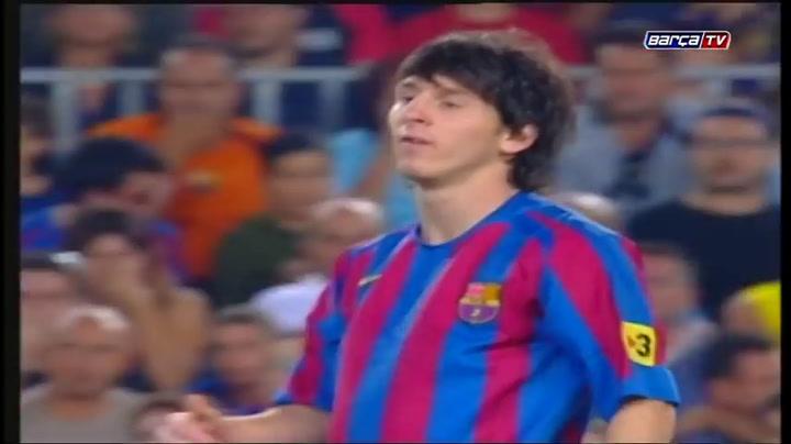 Messi (Gamper 2005), el día que nació la mayor leyenda del Barça