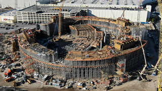 MSG Sphere in Las Vegas will be the largest spherical building in the world – VIDEO