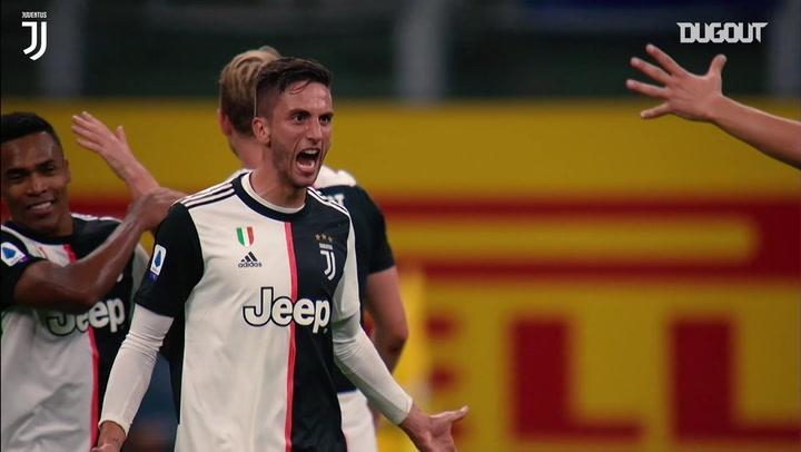 Rodrigo Bentancur's best 2019-20 moments so far
