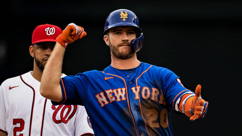Mets' Pete Alonso carves a place in MLB history