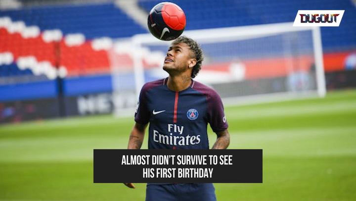 Neymar JR: My story