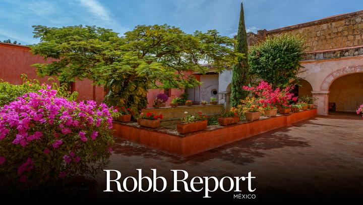 Quinta Real es el hotel perfecto para hospedarte en Oaxaca