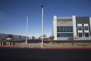 Amazon plans 800K-square-foot warehouse in North Las Vegas