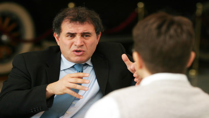 Nouriel Roubini Reacting to Tesla's Big Bitcoin Buy: SEC Should Investigate Market Manipulation