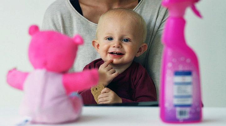 Når barn får velge mellom leker og farlige kjemikalier