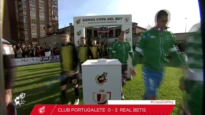 Portugalete-Betis