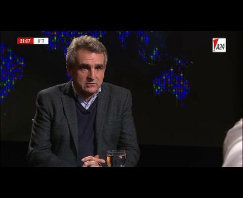 Rossi dijo que Macri es antiguo, no existe más el mundo que piensa