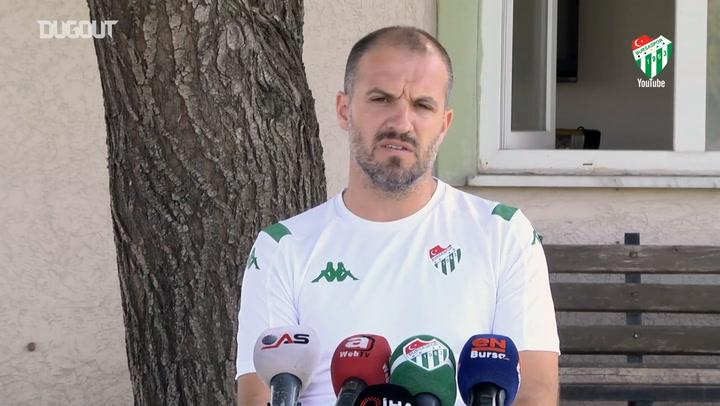 Mustafa Er: Takımdan Olumlu Sinyaller Aldık