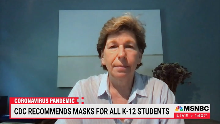 Weingarten: Masks Needed If 'We Want to Keep Schools Open,' Doesn't Rule Out Strike over States Banning Mandates