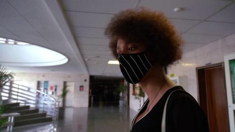 Erika Hilton, negra, transexual y concejal de Sao Paulo
