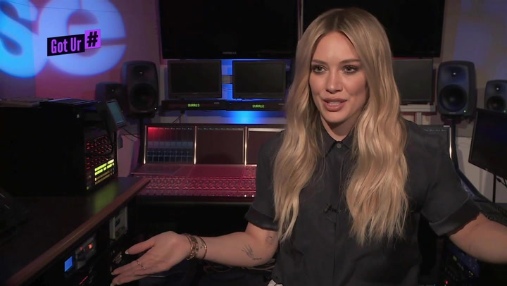 "Hilary Duff ""Doesn't Lose Sleep"" Over Her Past"
