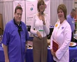 Organic and healthy food trends from the 2009 NRA Show