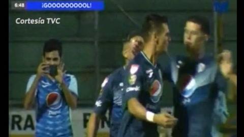 Moreira castiga a Honduras del Progreso de penal para Motagua 1-0