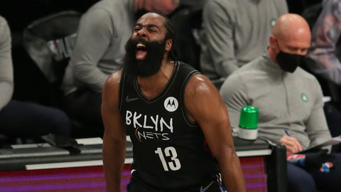 How James Harden has changed his narrative during Nets' playoff run