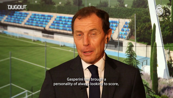 Emilio Butragueño: 'Atalanta is a team with a lot of personality'