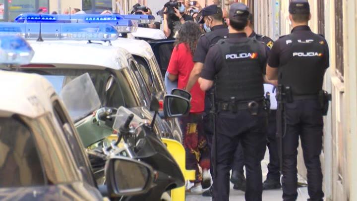 Diego 'El Cigala' sale detenido de comisaría