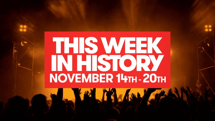 Gwen Stefani Peforms Solo, Michael Jackson Makes History and More: This Week in History