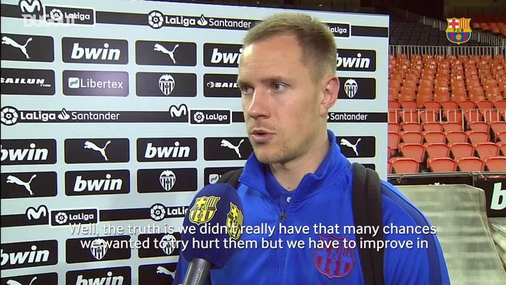 Quique Setién: 'There's plenty of room for improvement'