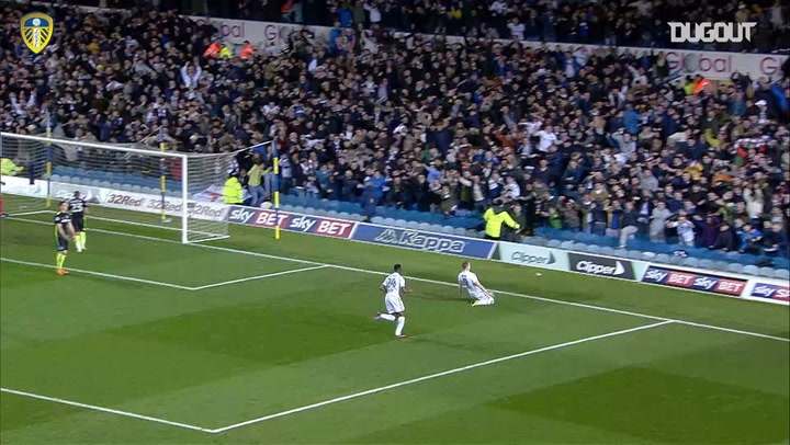 Chris Wood double downs Seagulls
