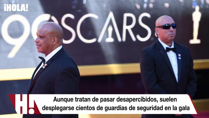 Lo que no sabías de la red carpet de los Oscar