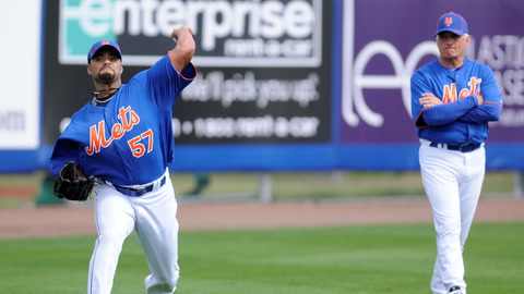 Terry Collins looks back at Johan Santana's no-hitter on the anniversary | BNNY