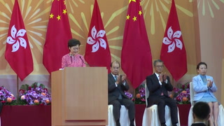 Hong Kong celebra el