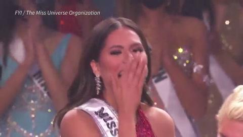 La representante mexicana ganó el certamen Miss Universo