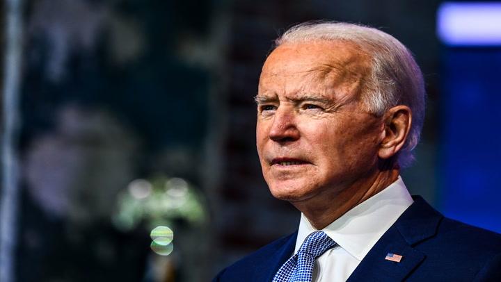 Joe Biden se rompe pie derecho por jugar con sus perros