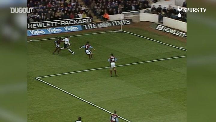 Throwback: Jurgen Klinsmann Scores First Goal Of Second Spurs Spell
