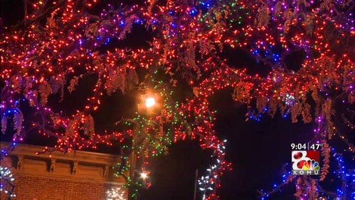 New changes to holiday decorations in downtown Columbia