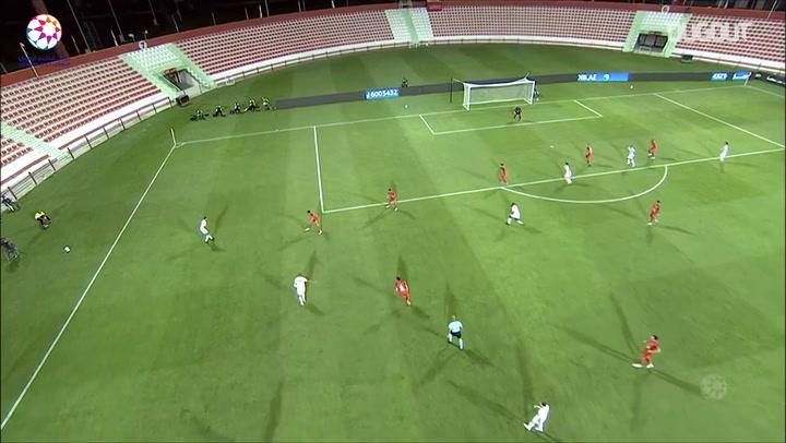 Highlights: Shabab Al-Ahli 1-1 Al-Ain