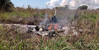 Lamentable tragedia: Presidente y cuatro futbolistas de club brasileño mueren en accidente aéreo