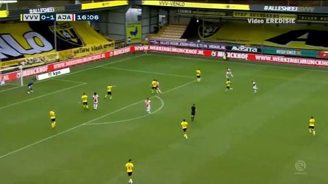 El Ajax que apenas venció hace poco 13 -0 al  Venlo jaja