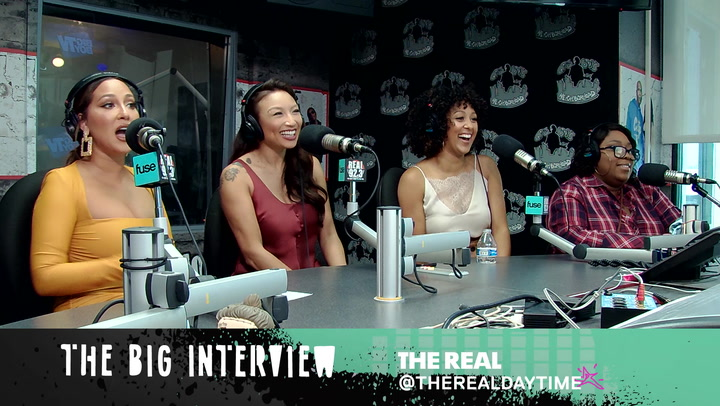 "The Ladies of ""The Real"" Gush Over Season 6"