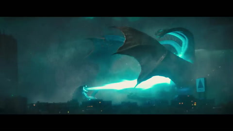Lanzan tráiler final de Godzilla II: El Rey de los Monstruo