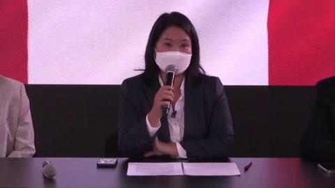 Fujimori insiste en que hubo