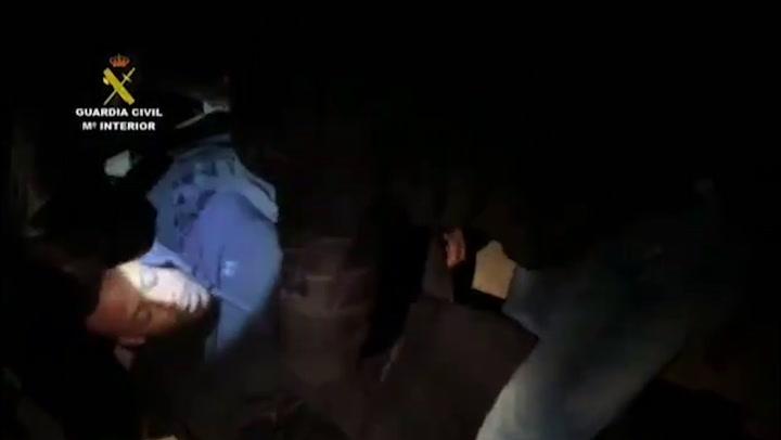 La Guardia Civil detiene al 'Melillero', el hombre que roció con ácido a dos mujeres en Cártama