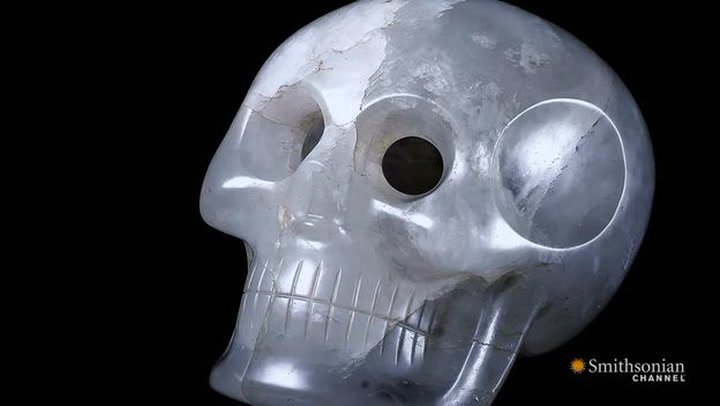 Is This Crystal Skull Really Ancient?