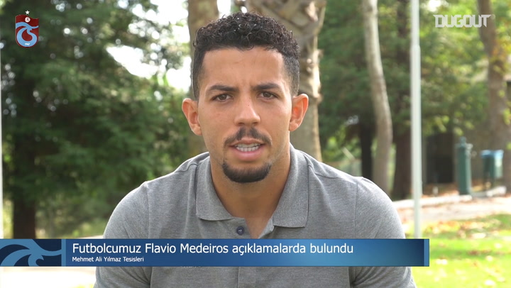 Flavio Medeiros'un Özel Açıklamaları