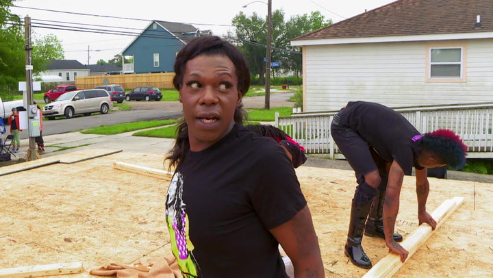Big Freedia Teams With Habitat for Humanity to Give Back to New Orleans: First Look
