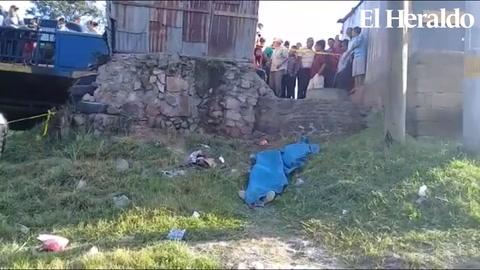 A pedradas matan a joven cerca del puente El Carrizal