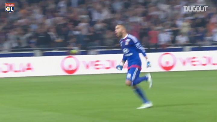 Hat-Trick Heroes: Alexandre Lacazette Vs AS Monaco