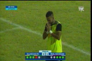 Jasón Sánchez, el héroe y villano del Olancho FC en la final de la Liga de Ascenso