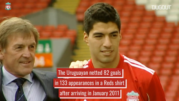 How Luis Suárez became a deadly striker at Liverpool