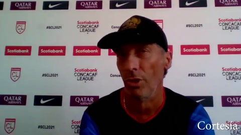 Pedro Troglio va con el obejtivo de ser campeón de la Liga Concacaf