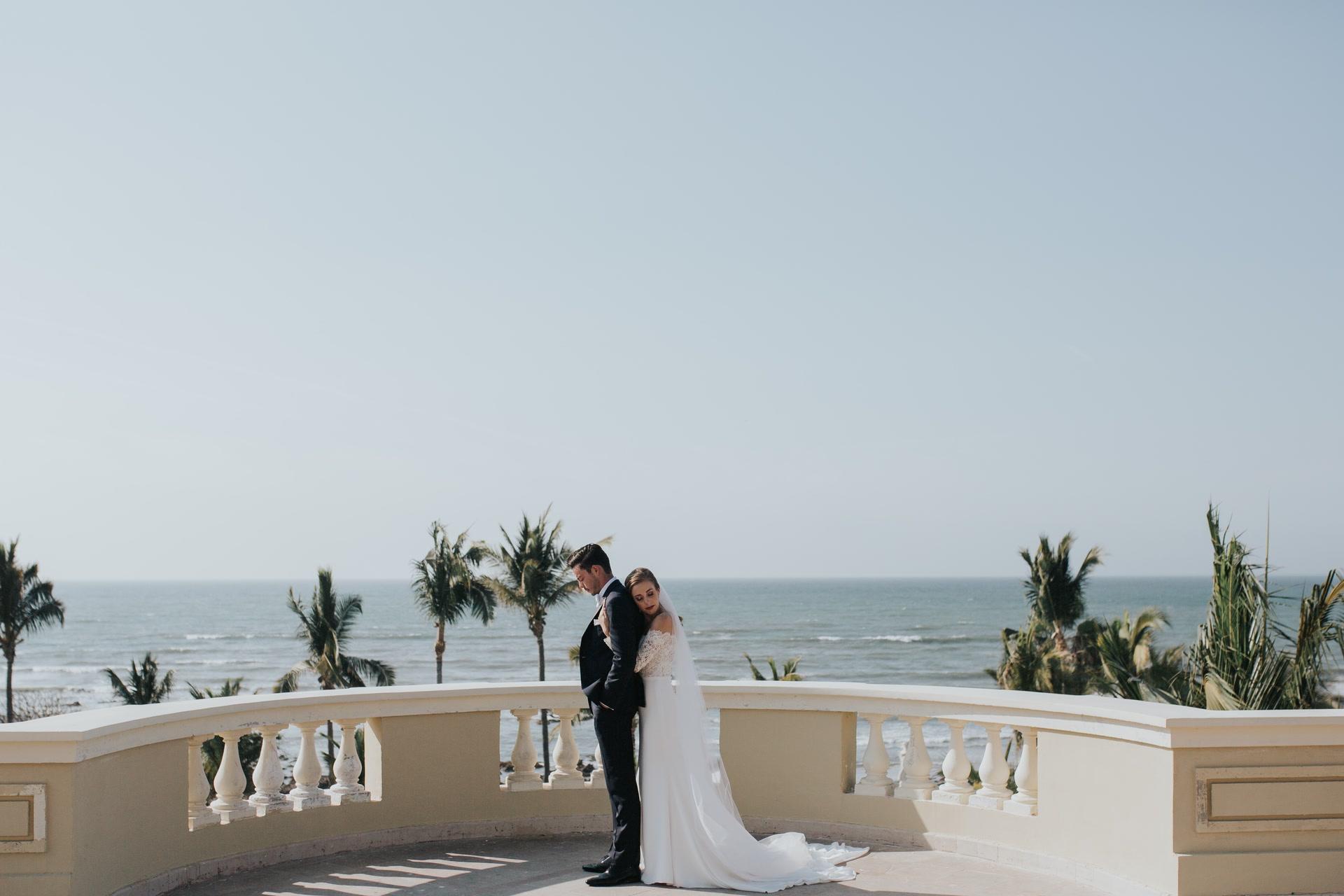 Megan + Maryo   Mazatlán, Mexico   Hotel Pueblo Bonito Emerald Bay & Baraka Beach Club