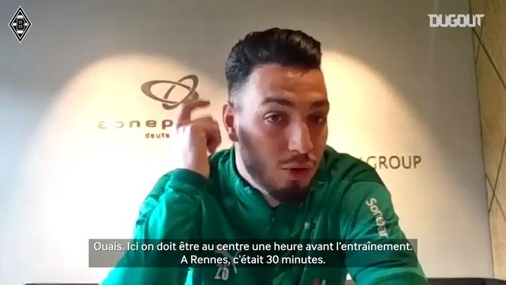 Ramy Bensebaini évoque son adaptation à la Bundesliga