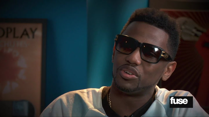 Interviews: Fabolous Inside Track Interview