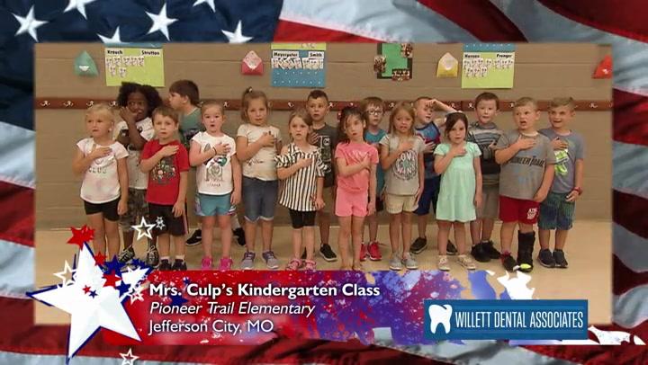 Pioneer Trail - Mrs. Culp - 4th Grade